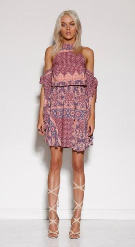 Ministry of Style - Islah Mini Dress