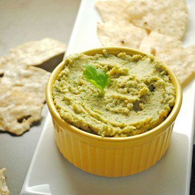 Jalapeno Lime Hummus! | Dips & Dressings | Pinterest