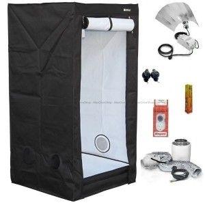 HOMEbox® Evolution Q80. Kit, HPS 250w #Gardening