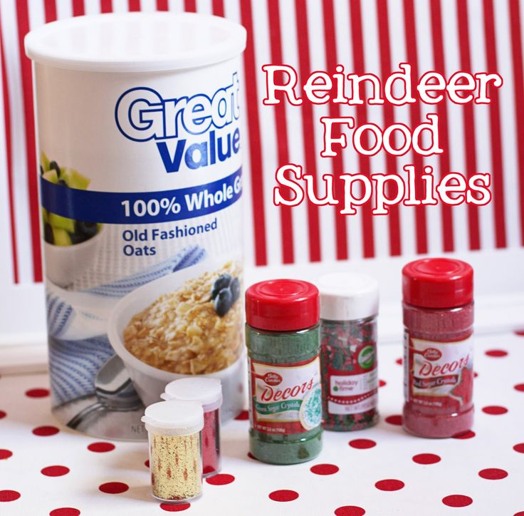 reindeer food and christmas class party ideas Amanda's Parties TO GO
