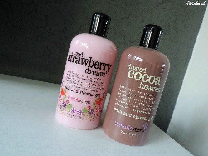 Treacle Moon Iced Strawberry Dream & Dusted Cocoa Heaven