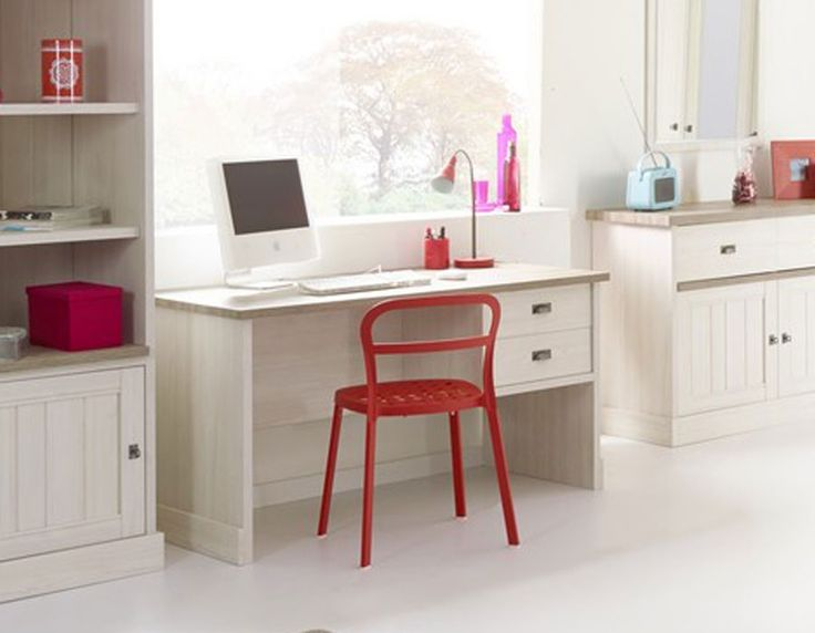 27 best Bureau images on Pinterest Contemporary desk, Bookshelves