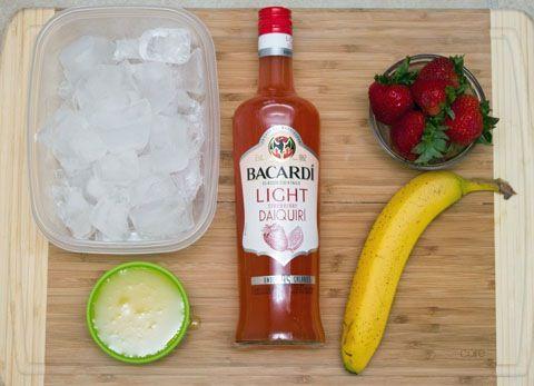 Strawberry Daiquiri Ingredients | Bacardi Strawberry Banana Daiquiri Ingredients.jpg