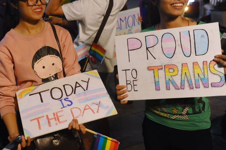 The Massachusetts House of Representatives Just Passed a Bill Protecting Transgender Rights