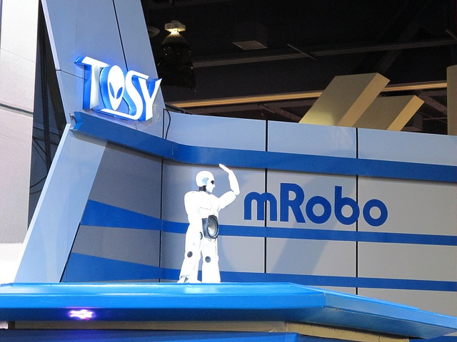 CES  2013 - 085 Mr Robo by Carla Januska, via Flickr