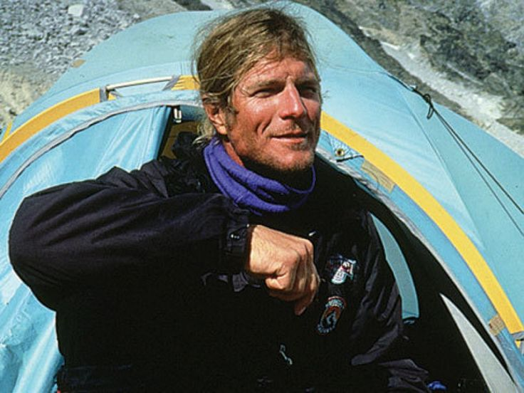 Descending the Hillary Step at 29,000 feet, on May 20, 2011.  In May of 1996, 18 months prior to the avalanche that caused Anatoli's tragic death, I was on the upper r…