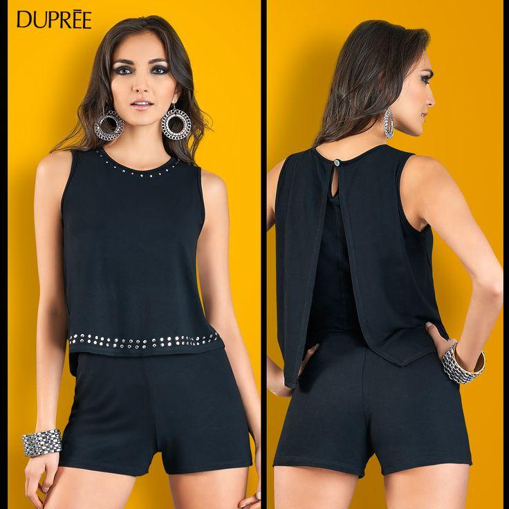 Look juvenil. Moda femenina colombiana