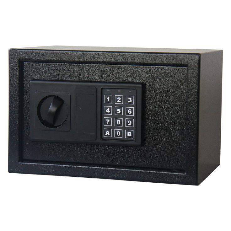 Stalwart Stalwart Electronic Lock Premium Digital Safe