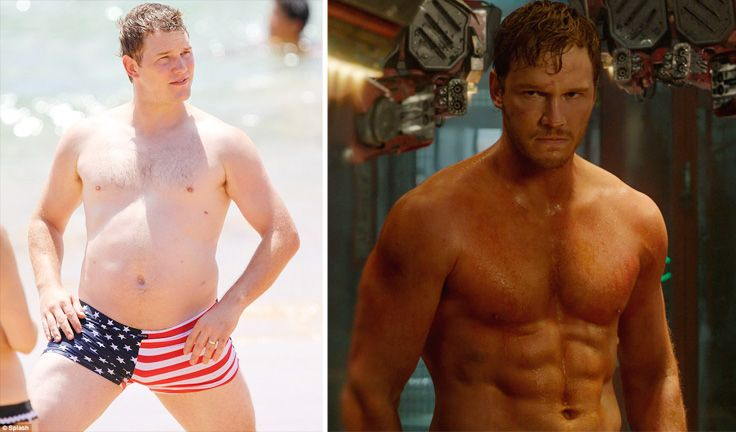 Chris Pratt followed a intense workout routine for 6 months to prepare for his role as Star Lord in Guardians Of The Galaxy.. Take a look at his routine...
