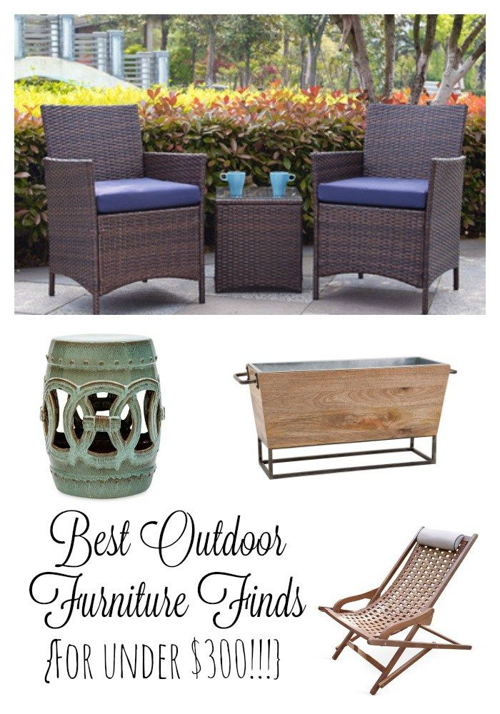 25 Best Ideas about Best Outdoor Furniture on Pinterest
