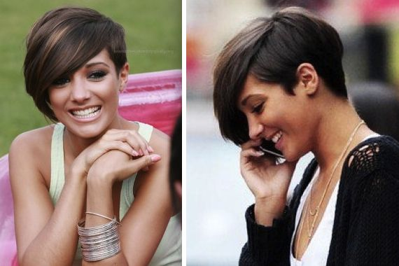 more asymmetrical hair... this may be next