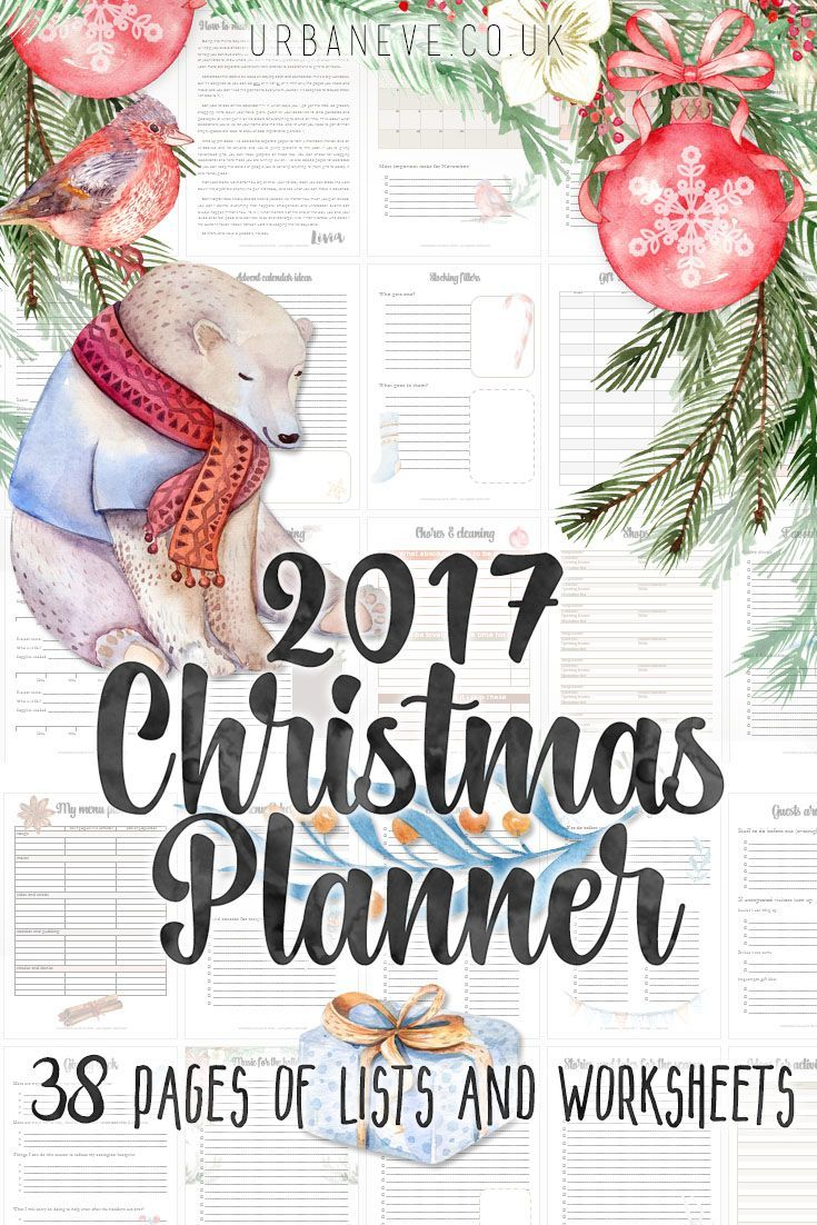 As you plan your holiday season, avoid the chaos and feel more grounded this year with this free, 38-page, printable Christmas planner.