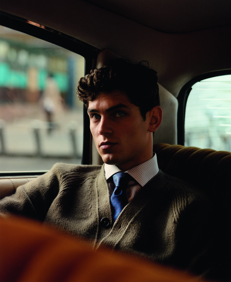 Hermès Fall-Winter 2014. Heavy silk ties 8cm #hermes #menswear #tie #fashion #hermeshomme