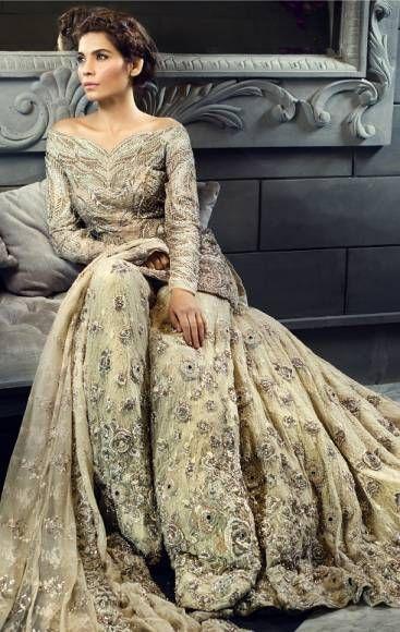 Ammara Khan's bridal collection