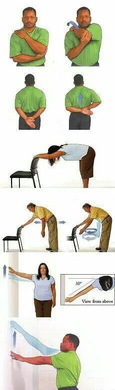 rotator cuff rehab exercises pdf