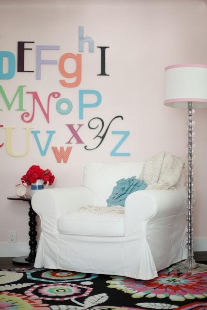 play room wall