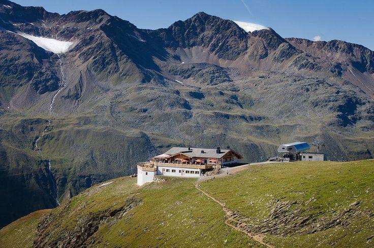 """Gute Aussichten - """"Hohe Mut Alm"""" & """"Top Mountain Star"""" - Obergurgl - Hochgurgl   Sehenswürdigkeit - Ausflugsziel - Sightseeing"""