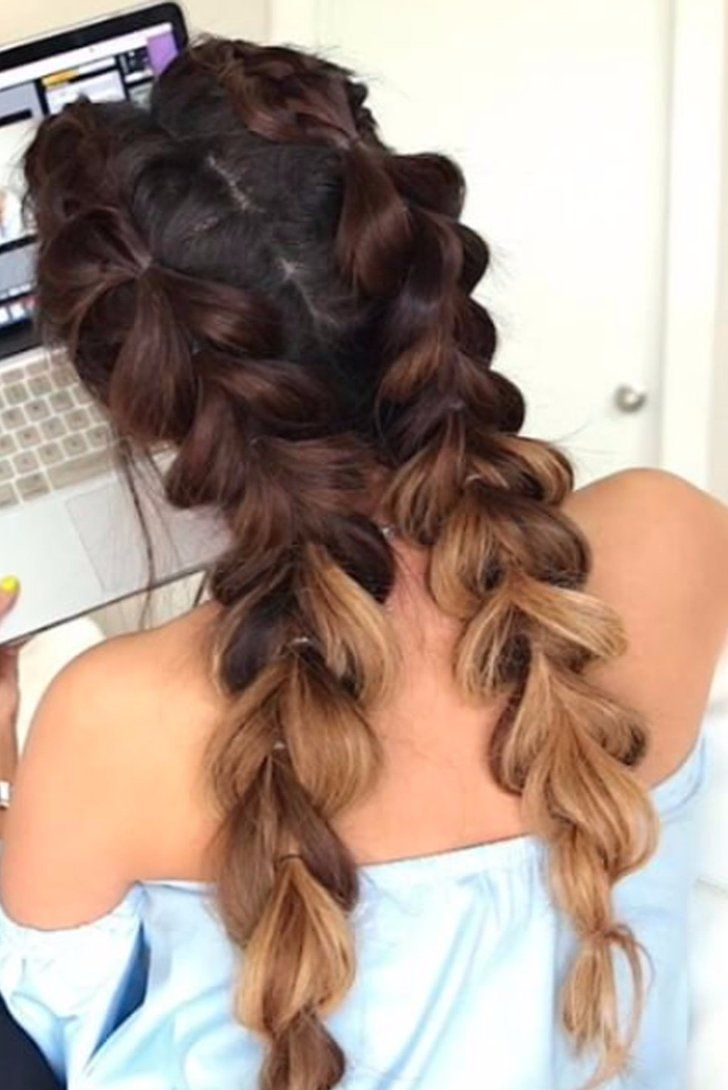 You'll Prefer This Version of a Dutch Plait When You See the Finished Result