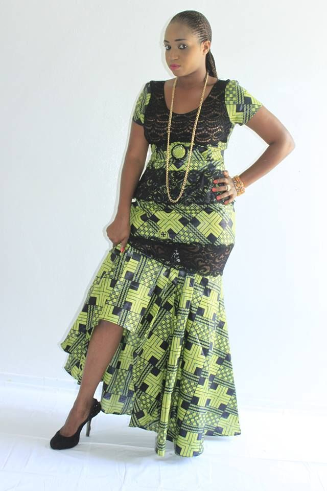 Des supers looks qui peuvent vous inspirer ~Latest African Fashion, African…
