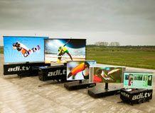 Mobile LED Screens, Modular LED Screens, Choosing the Best Big Screen – ADI.tv