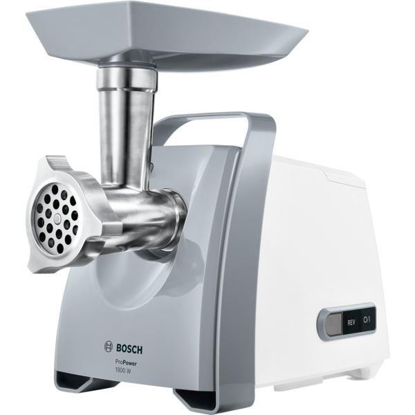 Bosch MFW66020 1800W biała - Maszynka do mielenia - Satysfakcja.pl