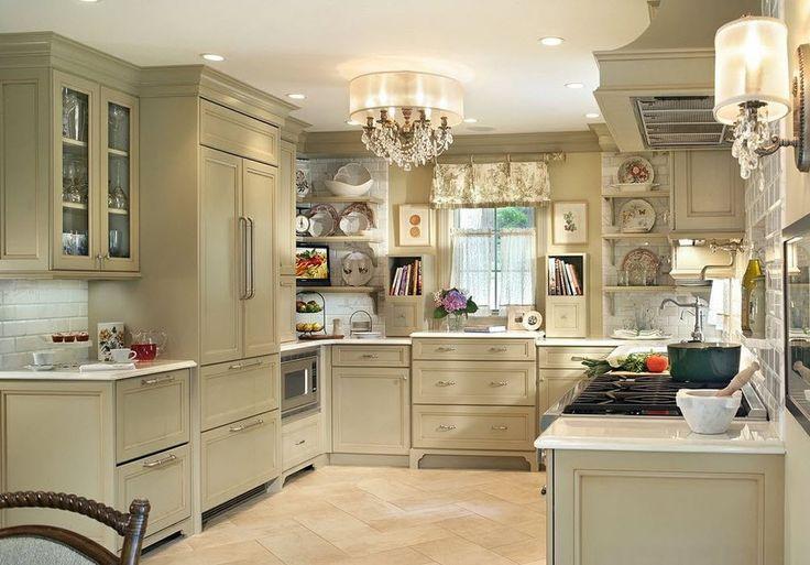 Кухня в стиле шебби шик - гармония практичности и романтики. Обсуждение на LiveInternet - Российский Сервис Онлайн-Дневников