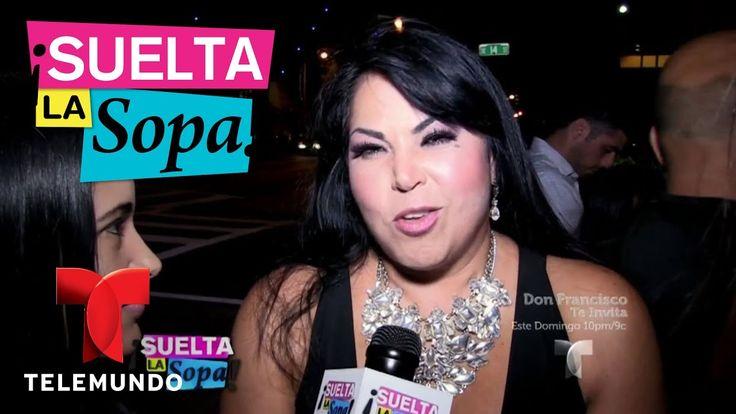 Suelta La Sopa   Liliana Rodríguez  dio detalles sobre la salud del Puma...
