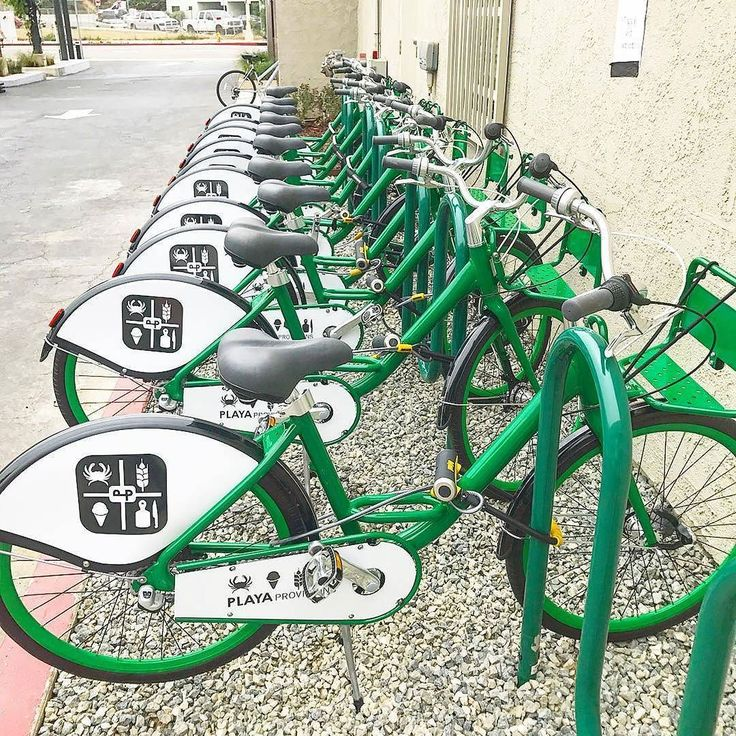 Grab a bite and a bike. We can't think of a fresher way to complement your visit to Playa Provisions in Playa Del Rey CA. The top-chefs designed their own #custom #bikefleet for customers to check out. Want to build your own #bikeshare? Get in touch. #bikesharing #playaprovisions #summertime #beach # @playaprovisions  #republicbike #builtbyusandyou #custombike #republicbikes #custombikes #custombicycle #bike #bicycles #biking #bicycling #bikelife #cyclinglife #cyclelife #cycle #cycles…