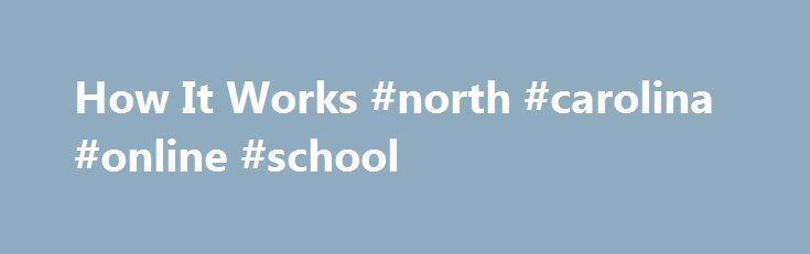How It Works #north #carolina #online #school http://fiji.remmont.com/how-it-works-north-carolina-online-school/  # How It Works North Carolina Virtual Academy (NCVA) uses curriculum and education services provided by K12. Learning can happen at home, on the road, or wherever an Internet connection can be found. While attendance, teacher interaction, and daily lessons are conducted online, our lessons use physical materials and offline tools as well. For high school, NCVA uses the K12 high…