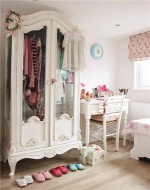 White French armoire