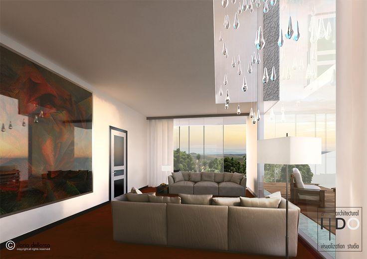 Villa Irapuato, GRUPO MIIM - A mexican luxurious house on Behance