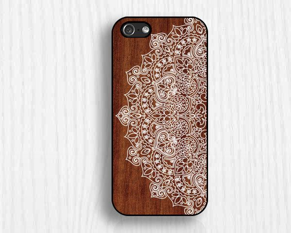 Limited Edition Real Wood Iphone Case