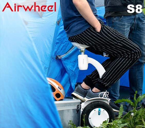 Airwheel S8 self-balancing Electric Scooters: Stronger, More Convenient and Intelligent
