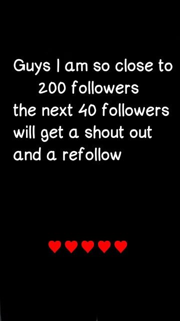 Come on guys so close ♥♥♥♥♥ commet when done