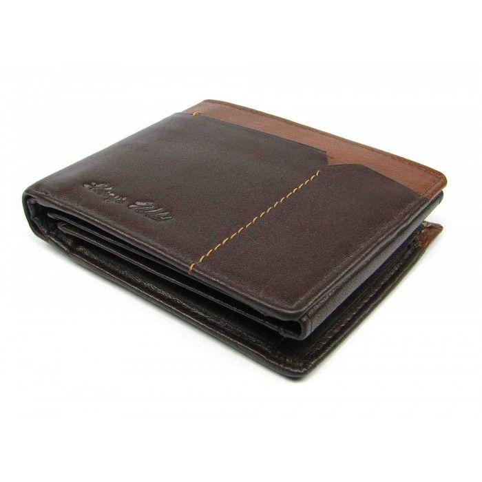Velká kožená peněženka pánská - peněženky AHAL