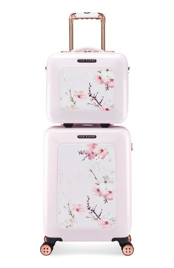 Gorgeous ted baker luggage
