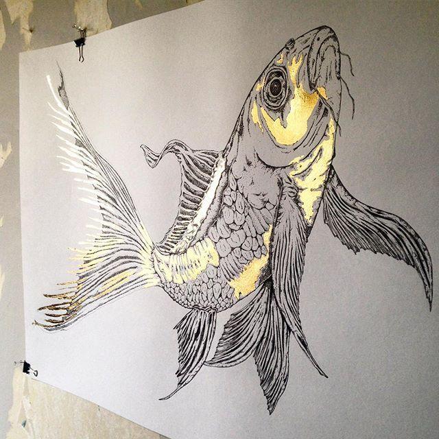 Artwork Ideas best 20+ fish artwork ideas on pinterest | fish design, seaside