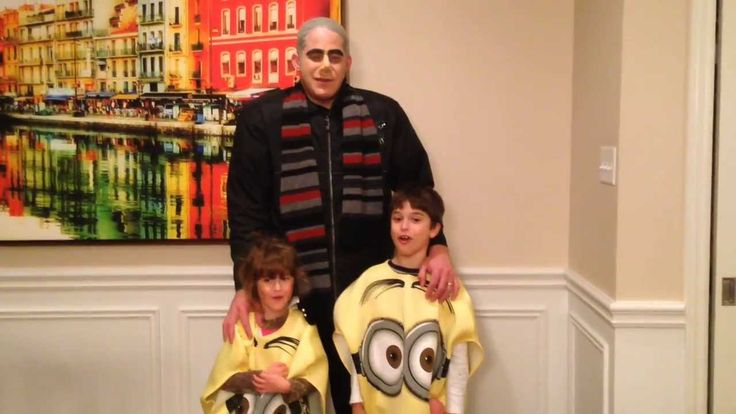Happy Halloween from Despicable Me 2