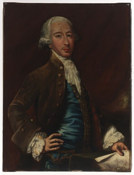 Royal Navy captain Arthur Phillip, first governor of NSW and commander of the First Fleet in 1787-88, painted by Francis Wheatley in 1786