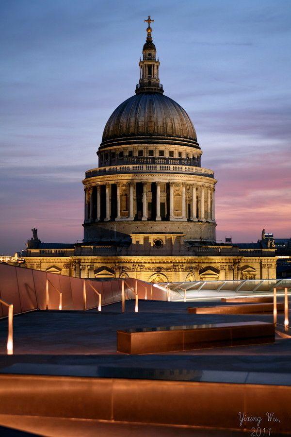 St. Paul's, London, England