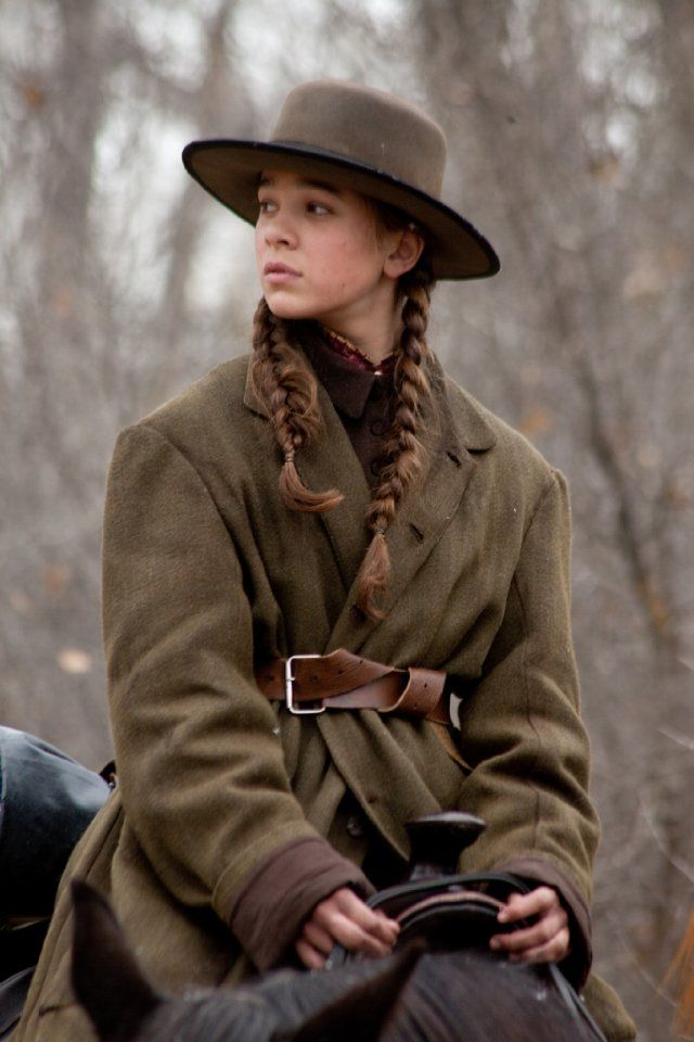 I feel like we haven't been talking enough about how good this girl was in True Grit.