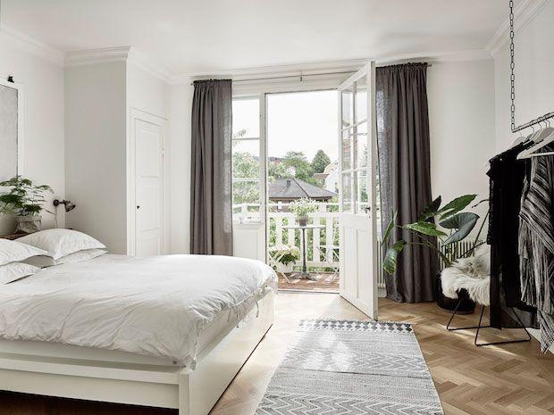 Classic Monochrome Home in Sweden - NordicDesign