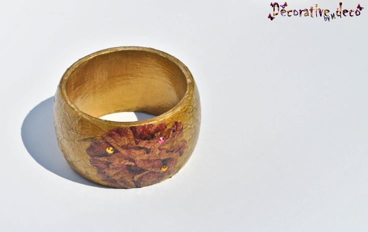 Bracelet - Antique Rose