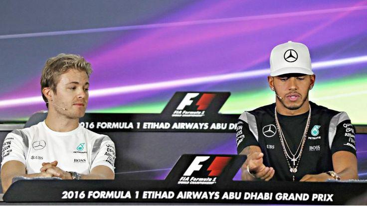Psycho-Krieg vor dem WM-Finale   Das sagt Rosberg zum Handschlag-Eklat *** BILDplus Inhalt *** - Formel 1 - Bild.de