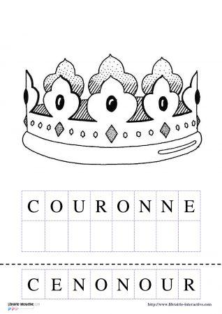 Librairie-Interactive - Vocabulaire de la galette des rois