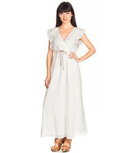 Vestidos Vero Moda Wrap Blanco en Nice & Crazy