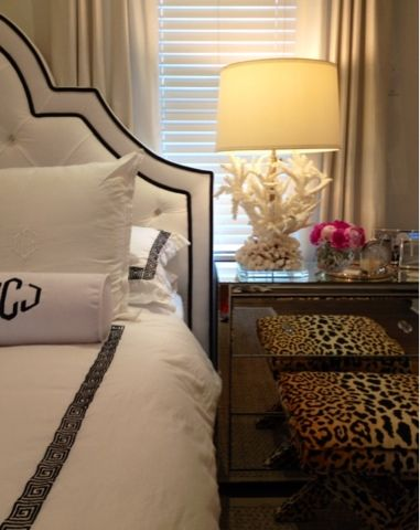 Luxe Report: Luxe Decor: Master Bedroom Reveal