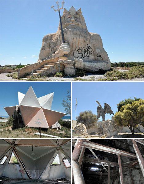 Atlantis Marine Park, Yanchep, Western AustraliaDecay Down Under: 7 Abandoned Wonders of Australia