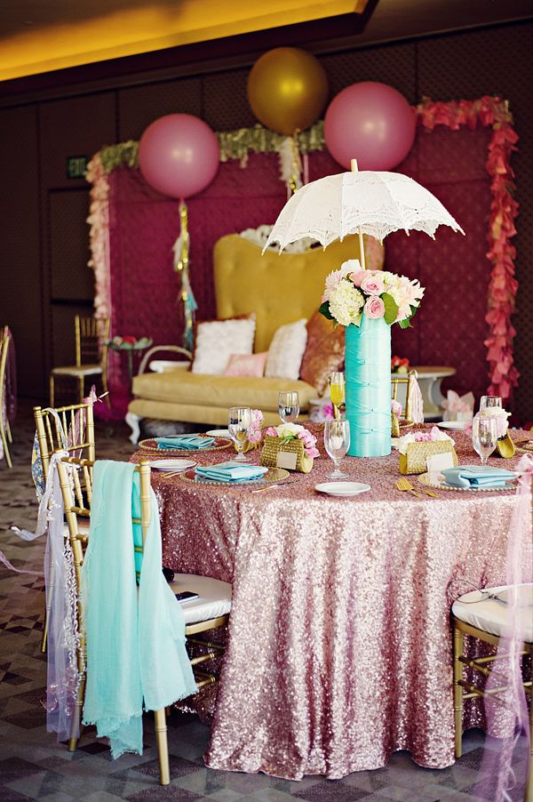 purple themed bridal shower%0A Whimsical Kitchen Themed Bridal Shower at Red Rock Country Club photos by  Weddings by Scott and Dana
