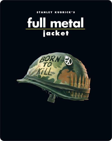 Full metal jacket en blu-ray métal édition limitée